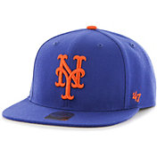 '47 Youth New York Mets Royal Adjustable Snapback Hat