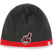 '47 Youth Cleveland Indians Grey Knit Hat