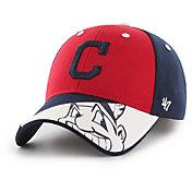 '47 Youth Cleveland Indians Akela MVP Navy Adjustable Hat