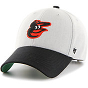 '47 Youth Baltimore Orioles Thurman Grey MVP Adjustable Hat