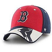 '47 Youth Boston Red Sox Akela MVP Navy Adjustable Hat