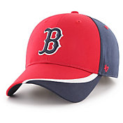 '47 Youth Boston Red Sox Stitched MVP Adjustable Hat