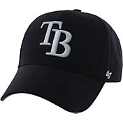 '47 Youth Tampa Bay Rays Basic Navy Adjustable Hat