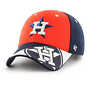 '47 Youth Houston Astros Akela MVP Navy Adjustable Hat