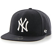 '47 Youth New York Yankees Navy Adjustable Snapback Hat