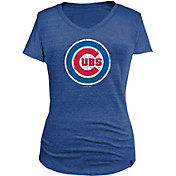 5th & Ocean Women's Chicago Cubs Royal T-Shirt