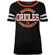5th & Ocean Women's Baltimore Orioles Scoop Neck Shirt