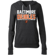 5th & Ocean Women's Baltimore Orioles Tri-Blend Pullover Hoodie