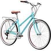 sixthreezero Women's Explore Your Range Seven Speed Hybrid Bike