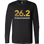 Men's 2017 Pittsburgh Marathon 26.2 Finisher Long Sleeve Shirt