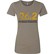Women's 2017 Pittsburgh Marathon 26.2 Finisher T-Shirt