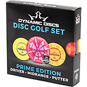 Dynamic Discs Prime Disc Golf Starter Set