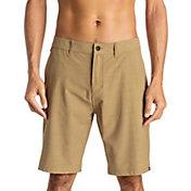 Quiksilver Men's Slubbed Amphibian Hybrid Shorts
