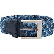 adidas Men's Braided Weave Stretch Golf Belt