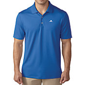 adidas Men's Branded Performance Golf Polo