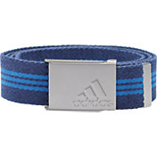 adidas Men's Stripe Web Golf Belt