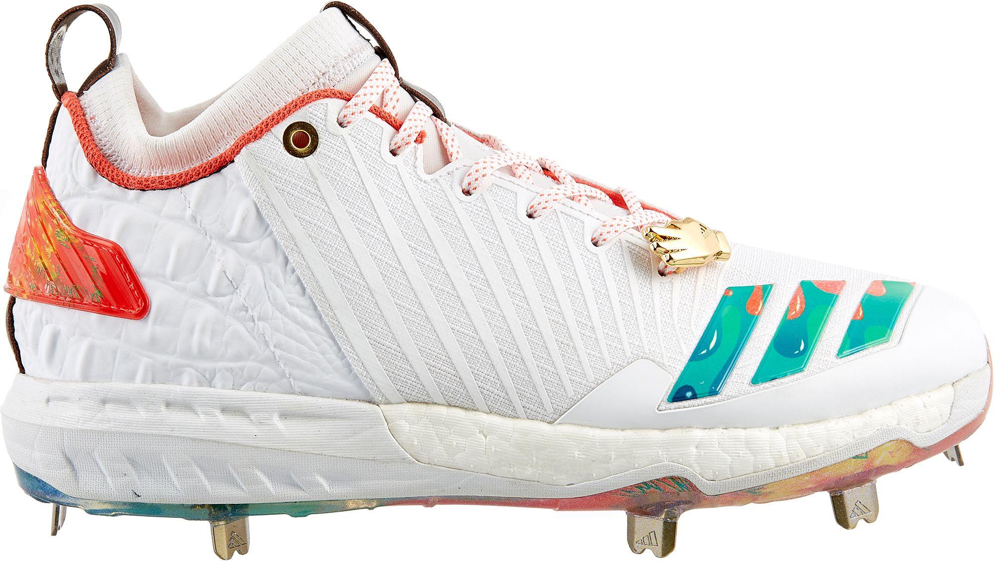 adidas Men\u0027s Boost Icon 3 Miami Baseball Cleats