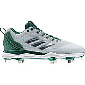 adidas Men's Poweralley 5 Metal Baseball Cleats