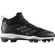 adidas Men's Poweralley 5 Mid Baseball Cleats