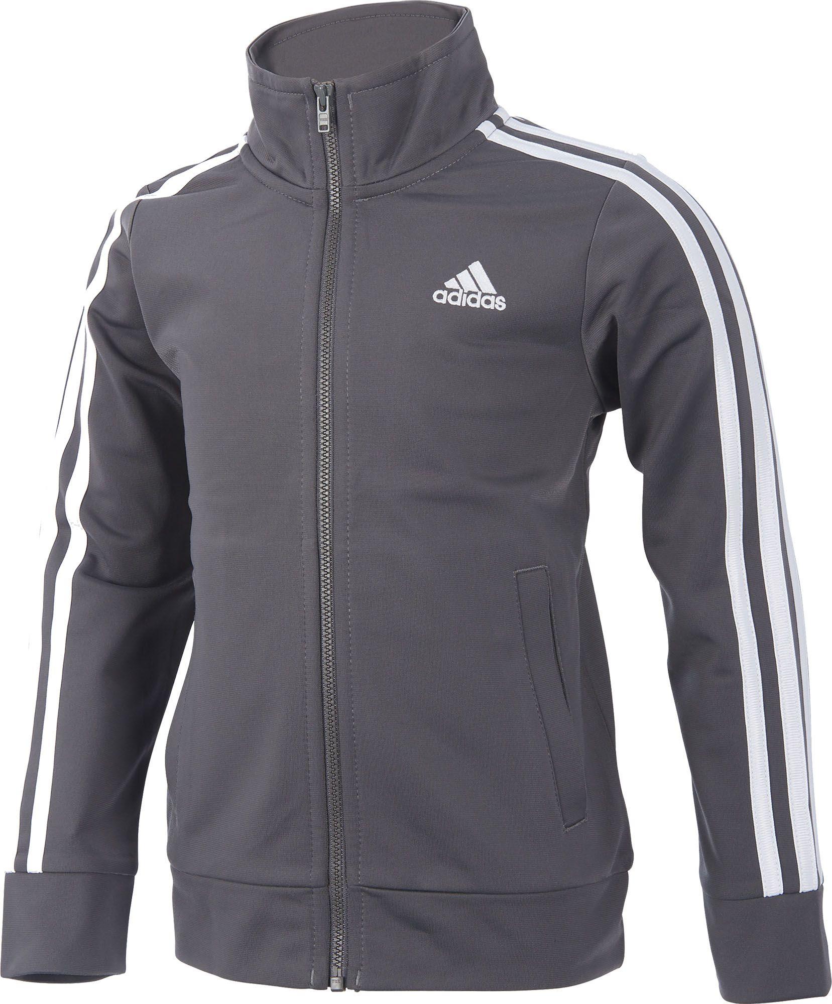 Product Image � adidas Boys\u0027 Warm Up Tricot Jacket