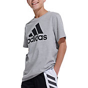 adidas Boys' Melange Performance T-Shirt