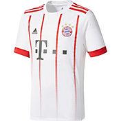 adidas Boys' FC Bayern Munich UCL Replica Jersey T-Shirt