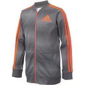 adidas Boys' Future Flight Full-Zip Jacket