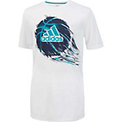 addias Boys' Dynamic Sport T-Shirt