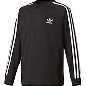 adidas Originals Boys' California Long Sleeve Shirt