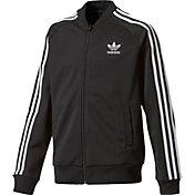 adidas Originals Boys' Superstar Track Jacket