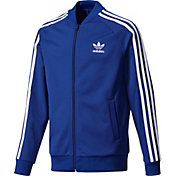 adidas Originals Boys' Superstar Track Jacket