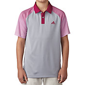 adidas Boys' Novelty Golf Polo