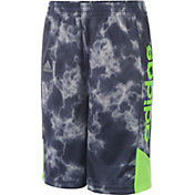 adidas Little Boys' Smoke Screen Shorts
