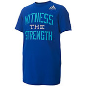 adidas Little Boys' Witness The Strength T-Shirt