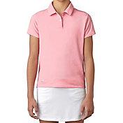 adidas Girls' Essential Golf Polo