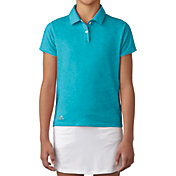 adidas Girls' Essential Golf Polo