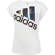 adidas Girl's Graphic T-Shirt