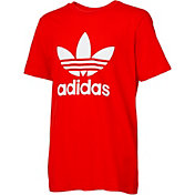 adidas Originals Girls' Trefoil T-Shirt