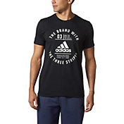 adidas Men's Badge of Sport Emblem T-Shirt