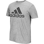 adidas Men's Grid Mesh Graphic T-Shirt