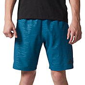 adidas Men's Axis Performance Kimono Deboss Woven Shorts