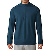 adidas Men's Club ¼-Zip Golf Pullover