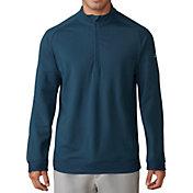 adidas Men's Club ¼-Zip Golf Pullover