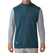 adidas Men's Club 1/4-Zip Golf Vest