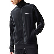 adidas Originals Men's Velour Track Jacket