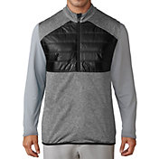 adidas climaheat Competition Quilted 1/2-Zip Golf Vest