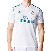 adidas Men's Real Madrid 17/18 Replica Home Stadium Jersey