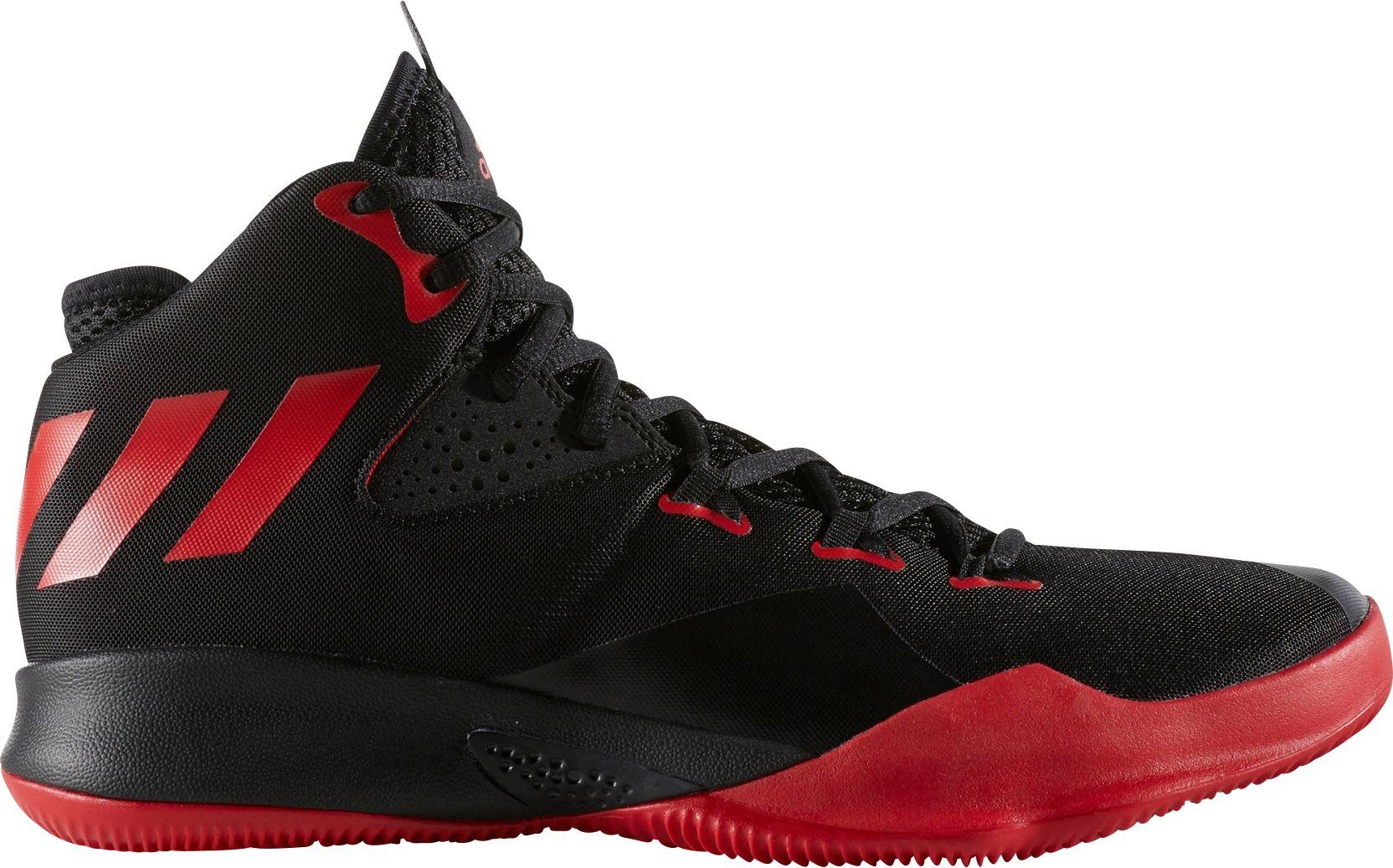 Mens Dual Threat 2017 Basketball Shoes adidas BnMNUfH