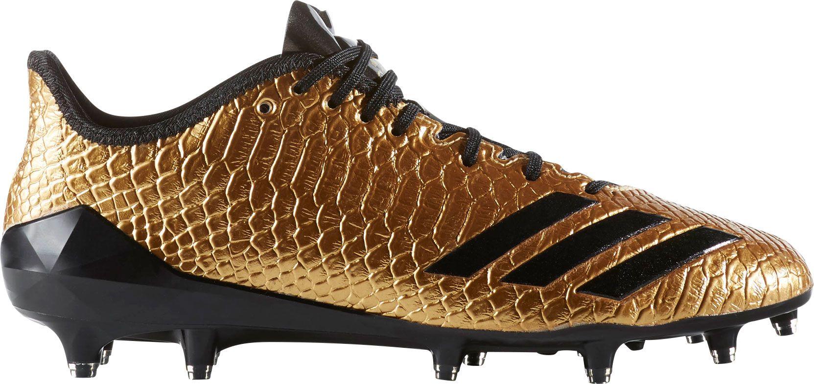 adidas 6 0 football cleats. adidas men\u0027s adizero 5-star 6.0 gold football cleats   dick\u0027s sporting goods 6 0 o