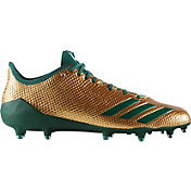 Gold Football Cleats